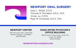 Newport Oral Surgery Ad2